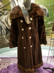 O'kean Furriers Fur Coat