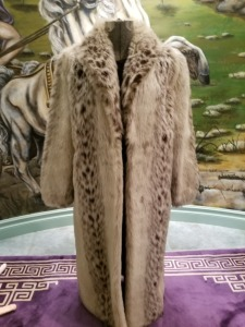 Monterey Fashions Fur Coat