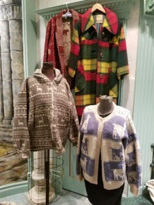 Wool Clothing Jackets And Sweaters