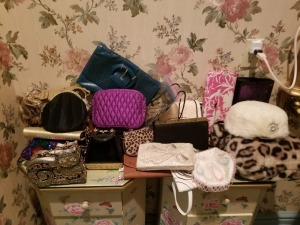 Handbags And Purses Lot