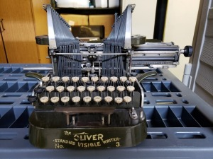 The Oliver Typewriter