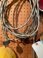 Hard Hat, Signal Lights, Electric Cord, water Lines - 4