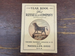 1913 The Russell Co. Catalog No 71