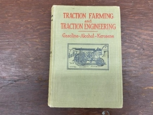 Traction Farming and Traction Engineering Book