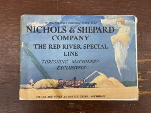 Nichols and Shepard Red River Special Line Catalog