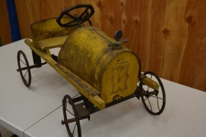 1917 American National Childs Pedal Car