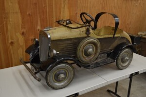 1933 Studebaker Pedal Car by Steel Craft