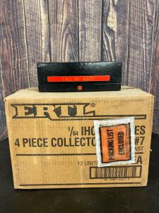 "Various Scale 1/64 Ertl International Harvester IHC ""66"" Series 4 Piece Collector's Set #7"