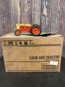 1/16 Scale Ertl Case 800 Tractor