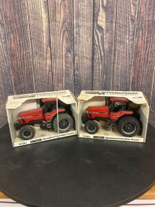 1/16 Scale Ertl Case IH 7150 MFWD Tractor