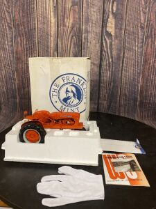 1/12 Scale Franklin Mint Allis Chalmers WC Tractor