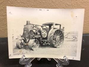 Avery 40-80 gas tractor photograph