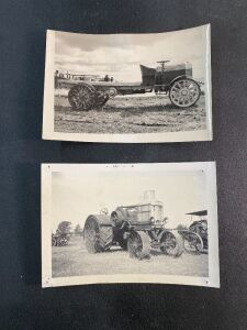 30-60 Fairbanks and Avery Truck Post Cards