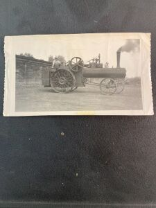 Traction Engine Photo