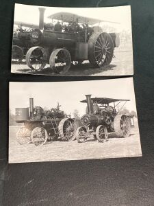 (2) Reeves, Nichols & Sheppard, and Buffalo Pitts Engine Postcards