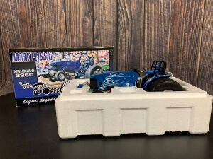 "1/16 Scale Spec Cast (Gottman Toys) New Holland ""The Bomb"" 8260"
