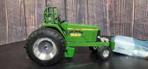 "1/16 Scale Chucky's Precisions & Pullers Custom John Deere ""Just Another Buck"" 7810 SMOKER"