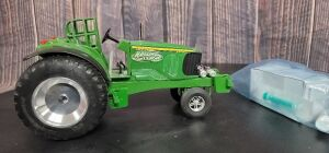 "1/16 Scale Chucky's Precisions & Pullers Custom John Deere ""The Rollin' Stone"" 7520 SMOKER"