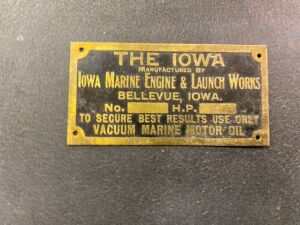 Iowa Marine Engine & Launch Works