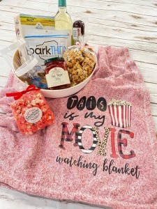 Cozy Date Night Basket