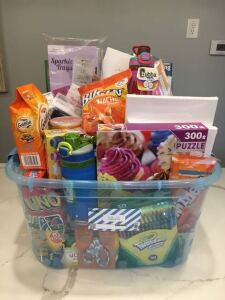 Coping with Covid -- Kids Basket
