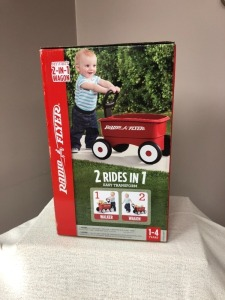 Radio Flyer Walker & Wagon