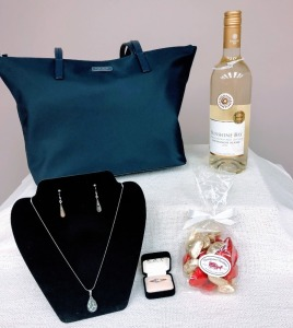 Kate Spade Handbag and Jewelry