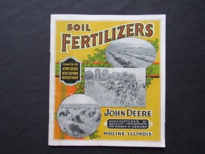 """Soil Fertilizers"""