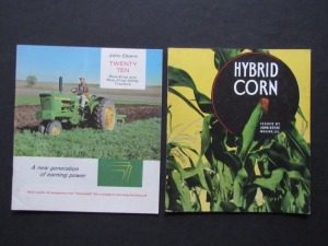 John Deere Sales Literature Lot (2)