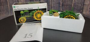1/16 Scale Ertl John Deere Waterloo Boy