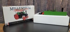1/16 Scale Ertl Case Steam Traction Engine