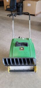 John Deere Model 320 snowblower w/original operator's manual