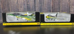 Various Scale 1/48th Spec Cast John Deere (2)-Limited Edition airplanes