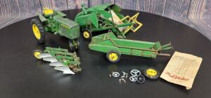 1/16 Scale Eska/Ertl John Deere (4)-items