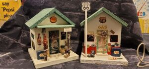 Pepsi, Route 66 Bird Houses