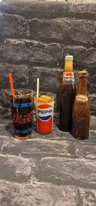 (4) unused Pepsi Candles
