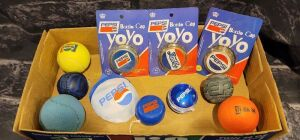Pepsi Misc. Lot including Yo Yo's