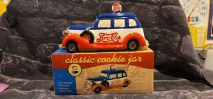 Pepsi Cola Classic Cookie Jar