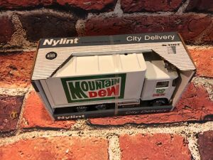 Nylint Mt. Dew City Delivery Box Truck