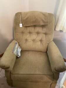 Lazy Boy rocker recliner swivel chair