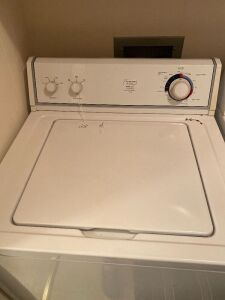 Conservator by Crosley Washing machine