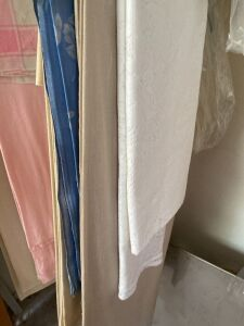 Various Table linens