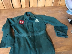 Cities Service Coveralls