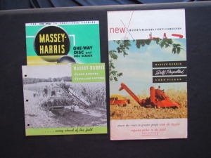 Massey-Harris Sales Literature (4)