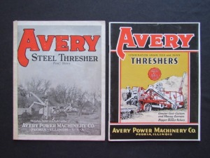 Avery Literature Lot (2)