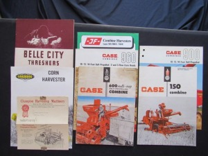 Assorted Combine Literature Lot (8)