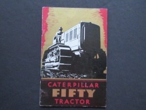 Caterpillar Fifty Tractor