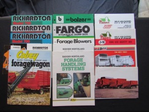 Forage & Dump Wagon Literature (17)