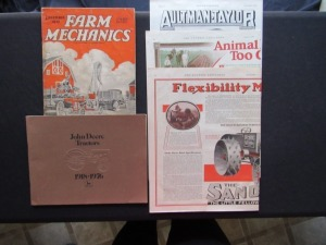 Misc. Literature Lot (5)