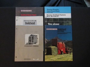 Hesston Literature Lot (7)